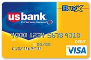 US Bank Visa Buxx Card