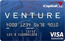 Capitol One Venture Card